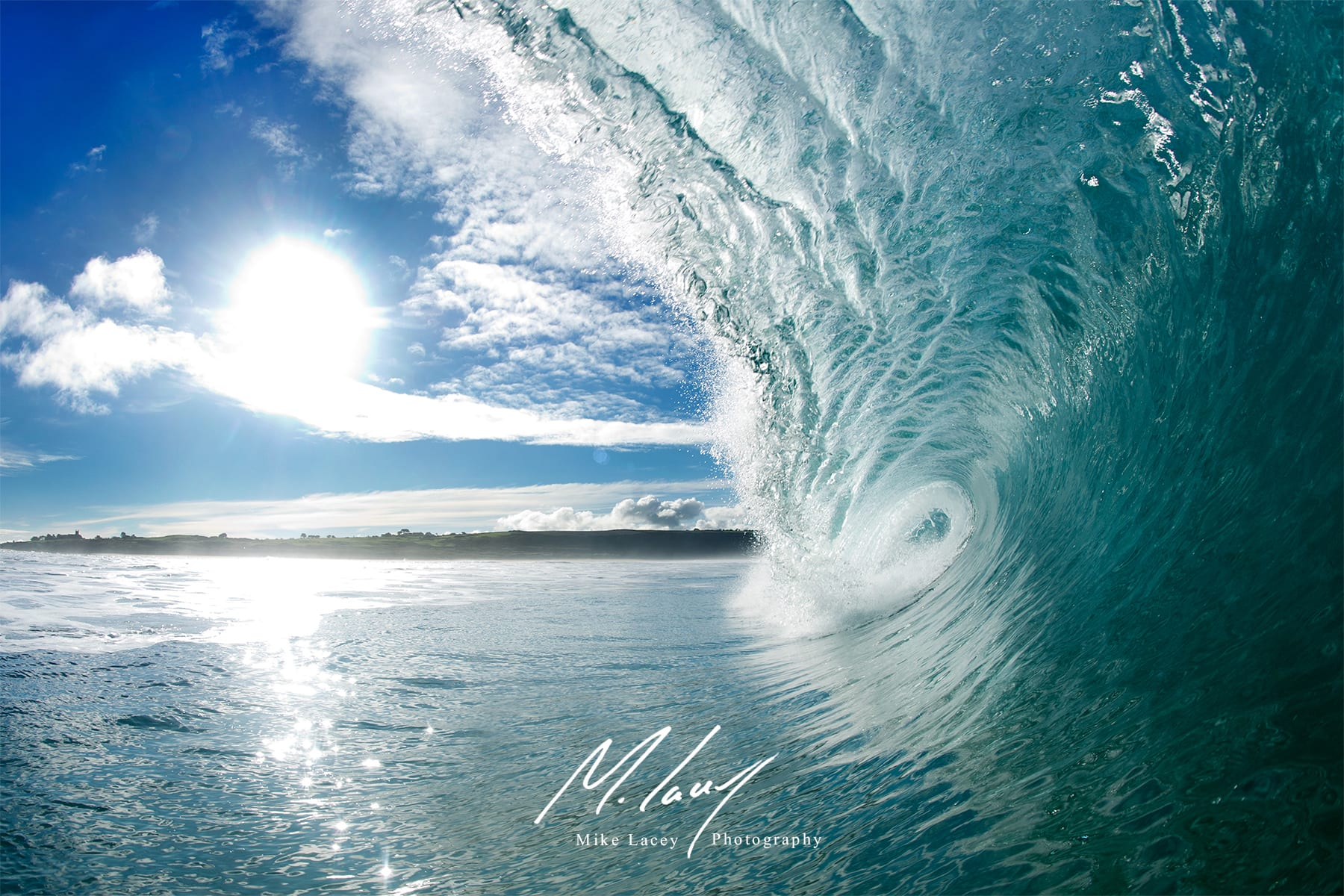 waves surf art gallery porthleven mike lacey photography